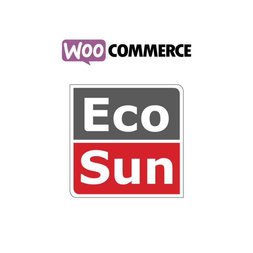 WooCommerce EcoSun OASIS Connector